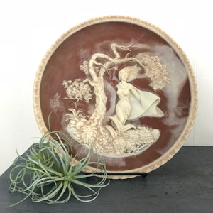 Inarco Phantom of Delight Decorative Plate by Gayle Bright Appleby