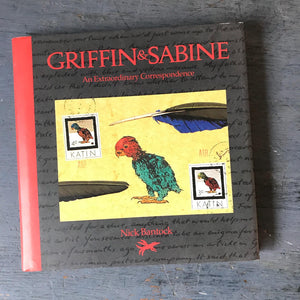 Griffin and Sabine An Extraordinary Correspondence book - Nick Bantock - 1991