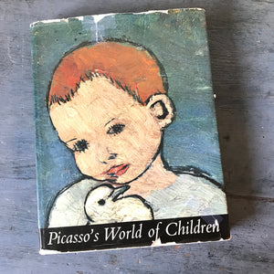 Picasso's World of Children - Helen Kay - 20th Century art - 1965