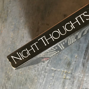 Night Thoughts Reflections of a Sex Therapist - Avodah K Offit - 1981