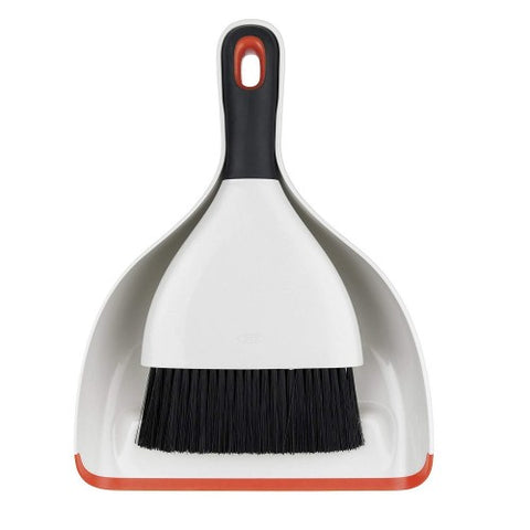 Oxo Good Grips Dustpan and Brush