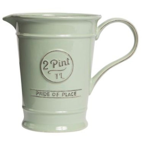 T&G Pride of Place Green 2 Pint Jug