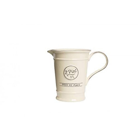 T&G Pride of Place Cream 2 Pint Jug
