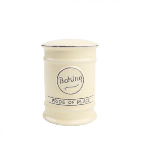 T&G Pride of Place Cream Baking Shaker