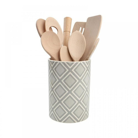 T&G City Square Utensil Jar