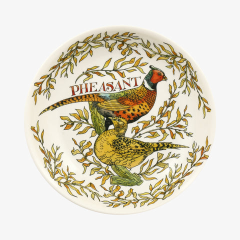 Emma Bridgewater Game Birds Pheasant Medium Pasta Bowl