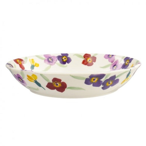 Emma Bridgewater Wallflower Pasta Bowl