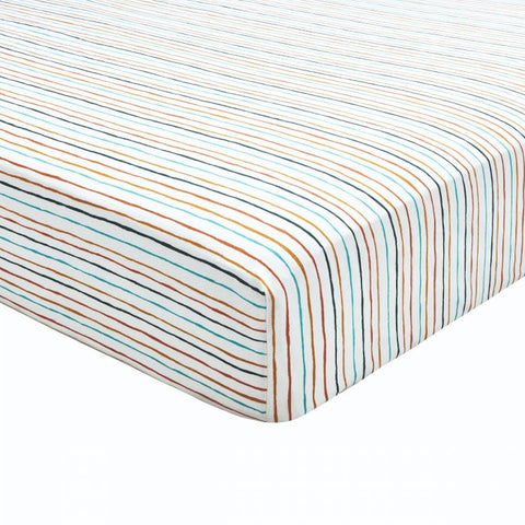HS Amalfi / Oasis Oceanic Double Fitted Sheet