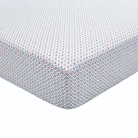 HS Tropez / Larvotto Nautical Kingsize Fitted Sheet
