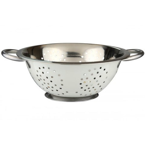 Stainless Steel Cream Colander