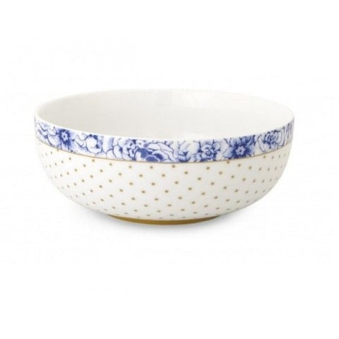 Pip Studio Royal White Cereal Bowl
