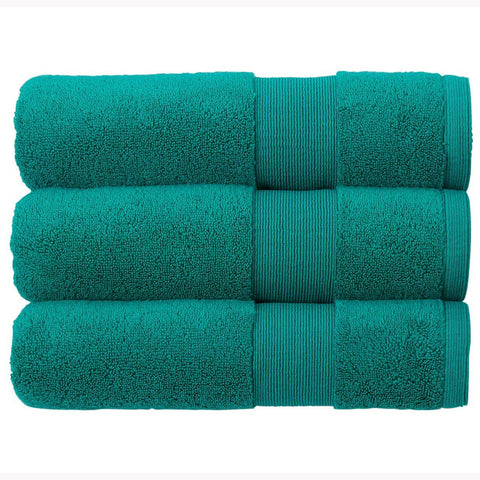 Kingsley Carnival Facecloth Emerald