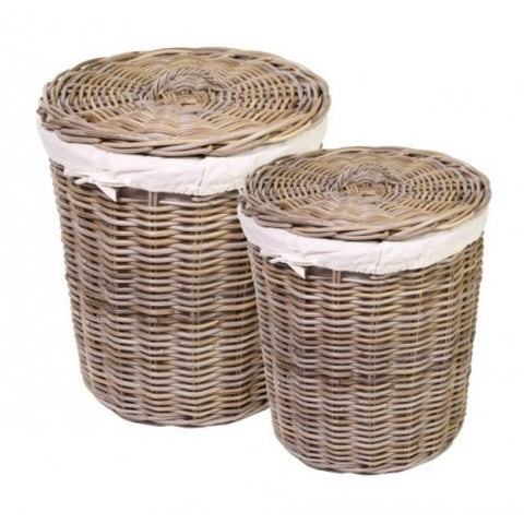 Round Large Laundry Basket