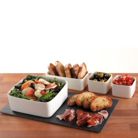 Denby James Martin 5 Piece Large Dipping With Slate Tray