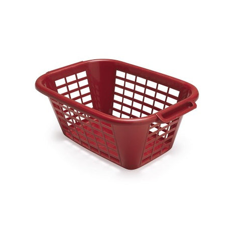 Addis Red Laundry Basket