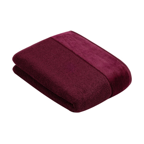 Vossen Pure Berry Bath Towel