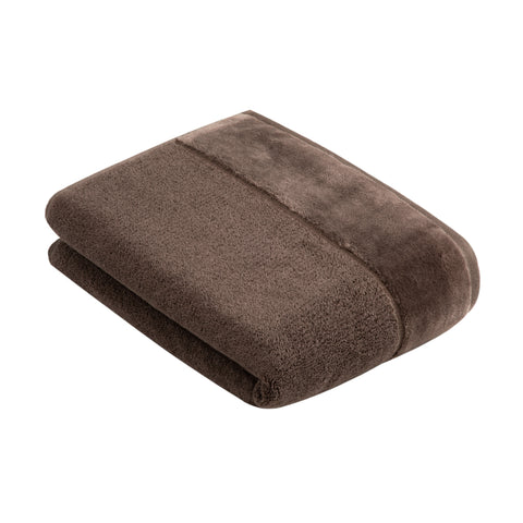 Vossen Pure Toffee Bath Towel