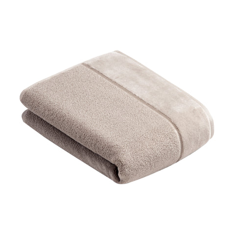 Vossen Pure Urban Grey Bath Towel