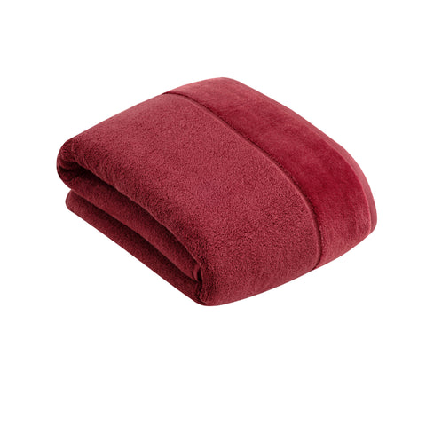 Vossen Pure Red Rock Bath Sheet