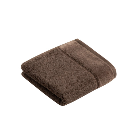 Vossen Pure Toffee Guest Towel