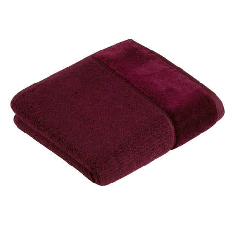 Vossen Pure Berry Hand Towel