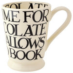 Emma Bridgewater Black Toast All Over Cocoa Mug