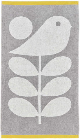 Orla Kiely Early Bird Bath Towel
