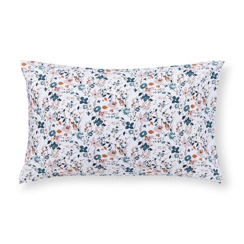Fat Face Floating Blooms Standard Pillowcases Pair