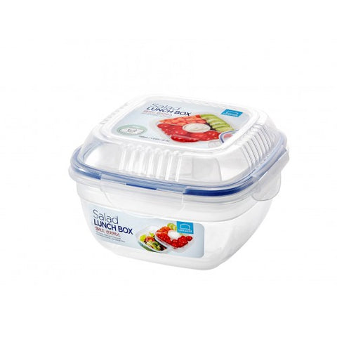 HSM8440T Square Lunch Box With Removable Tray
