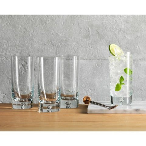 Judge Bubble Tall Tumblers Set of 4