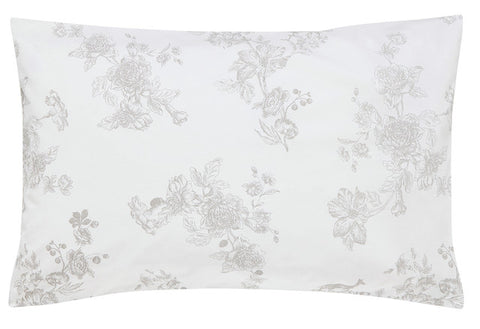 Joules Woodland Floral Standard Pillowcase Pair