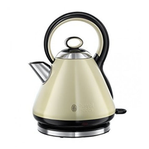 Russell Hobbs Legacy Cream Kettle