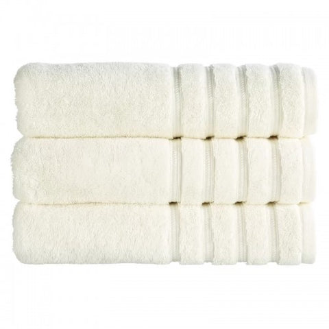 Kingsley Lifestyle Cream Bath Towel
