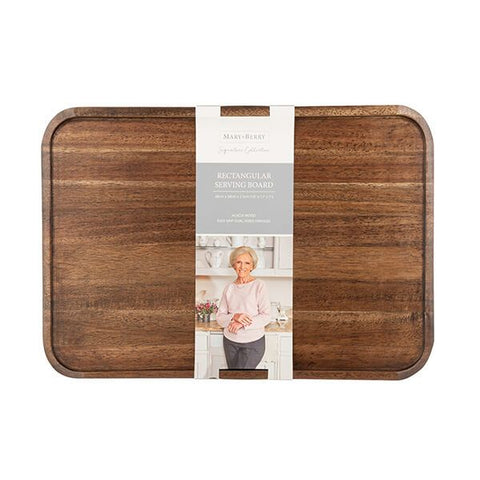 Mary Berry Acacia Rectangular Board