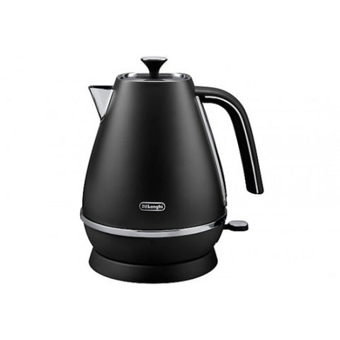 DeLonghi Distinta Matt Black Kettle
