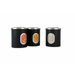 Denby Set of 3 Storage Canisters