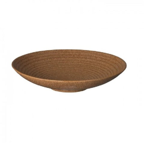 Denby Studio Craft Chestnut Medium Nesting Bowl