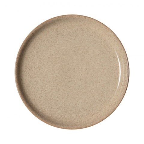 Denby Studio Craft Birch Dinner Coupe Plate
