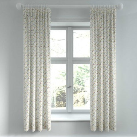 "HS Eva 66x72"" Lined Curtains, Tape Top"