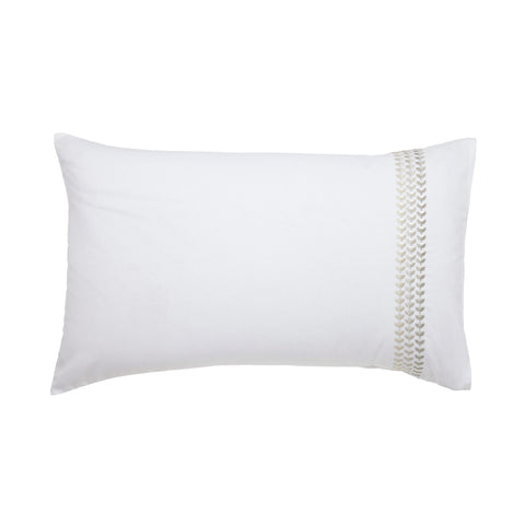 HS Laurel Linen Standard Pillowcase