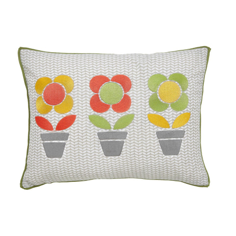 HS April Spring Green Breakfast Cushion