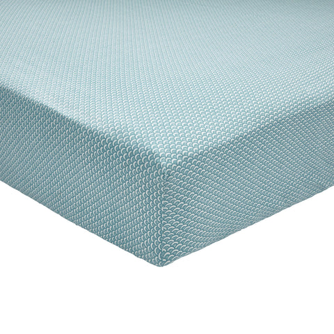 HS St Ives/Burton Fitted Sheet S/B Coastal
