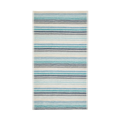 Hs Burton Bath Sheet 90X150Cm Coastal