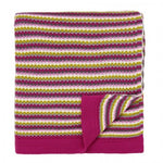HS Dot / Penny Cerise Knitted Throw