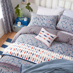 HS Larvotto Nautical Superking Duvet Cover Set