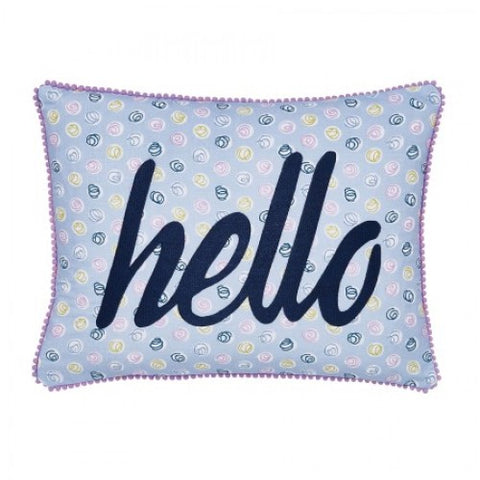 HS Melody Bluebell Cushion 30x40