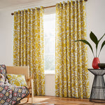 HS Oasis Safari Lined curtains 66x90""