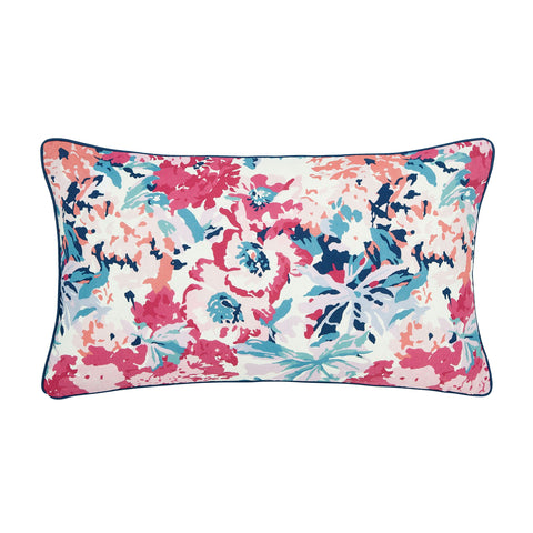 Joules Cottage Garden Border Stripe Cushion