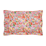 Joules Hollyhock Meadow Oxford Pillowcase