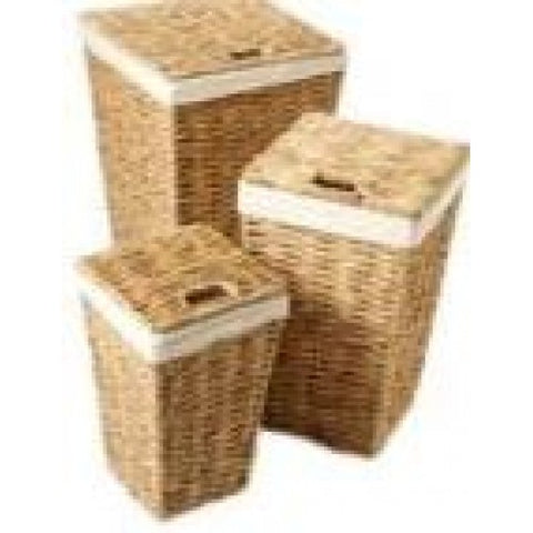 Hyacinth Laundry Basket Large (5812/L)